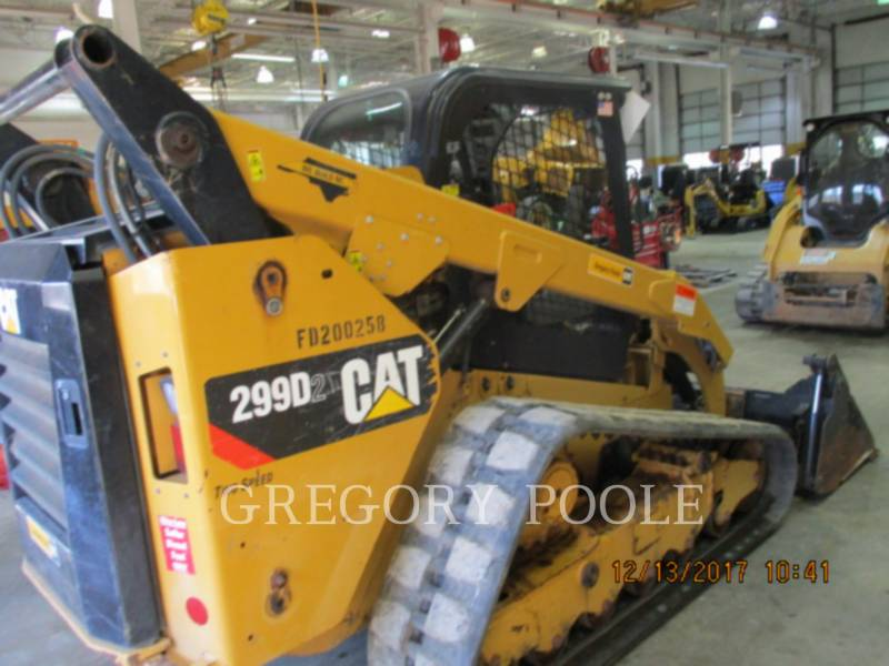 CATERPILLAR DELTALADER 299D2 equipment  photo 5