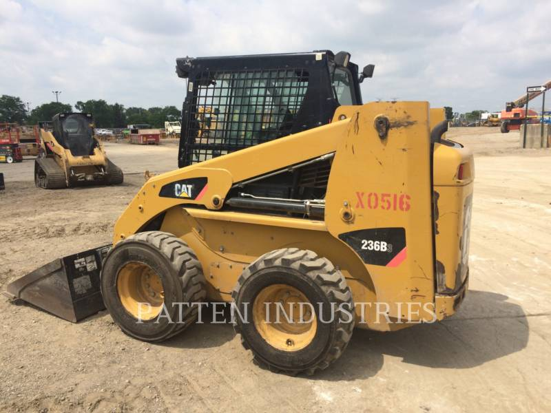 CAT TRADE-IN SKID STEER LOADERS 236B3 equipment  photo 4