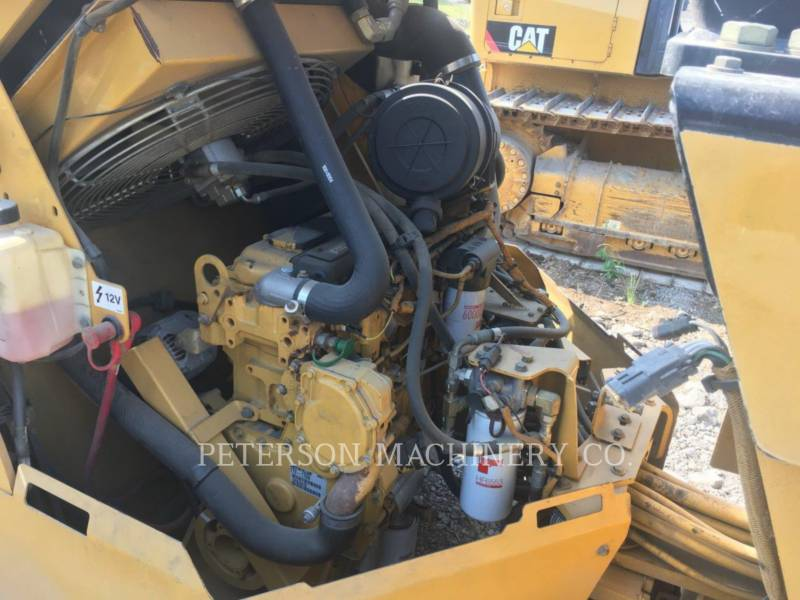 CATERPILLAR TAMBOR DOBLE VIBRATORIO ASFALTO CB-434D equipment  photo 11