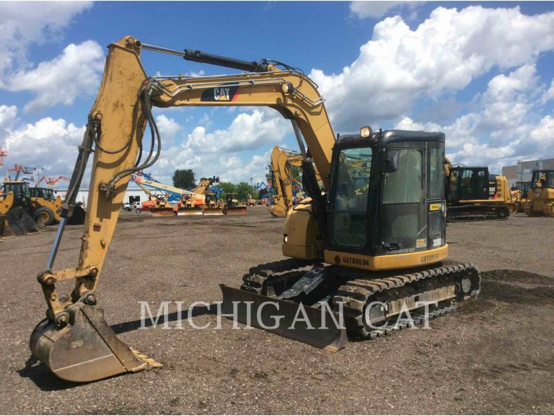 CATERPILLAR ESCAVADEIRAS 308DCR equipment  photo 1