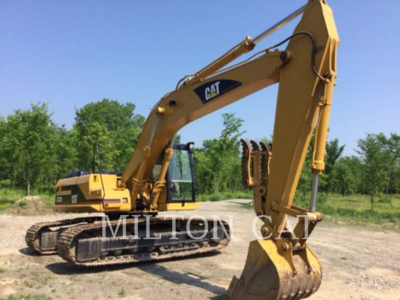 Caterpillar EXCAVATOARE PE ŞENILE 322B L equipment  photo 2