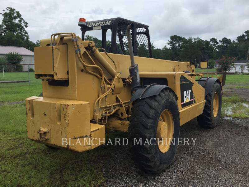 CATERPILLAR TELEHANDLER TH103 equipment  photo 3