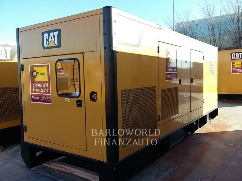 CATERPILLAR MODULES D'ALIMENTATION C18 PGAI equipment  photo 1