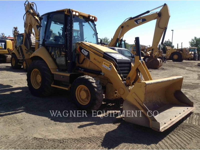 Caterpillar BULDOEXCAVATOARE 420F 4WD equipment  photo 2