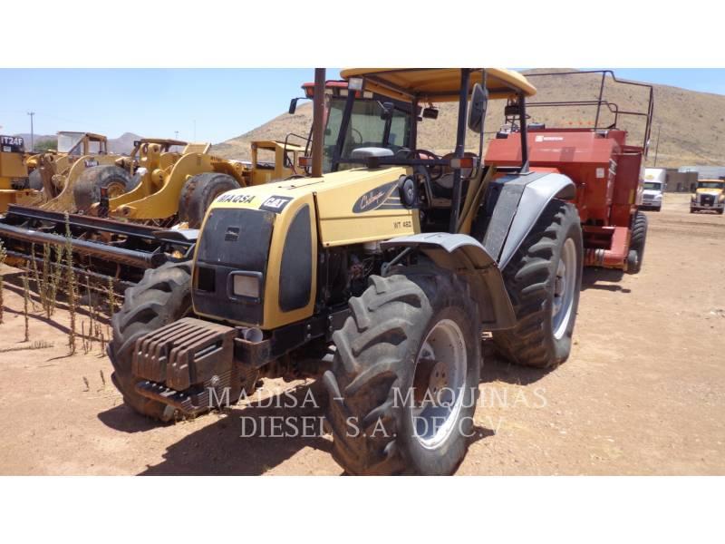 CHALLENGER LANDWIRTSCHAFTSTRAKTOREN WT460-4WD equipment  photo 1