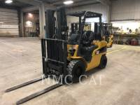 Equipment photo CATERPILLAR LIFT TRUCKS 2P6000_MC FORKLIFTS 1
