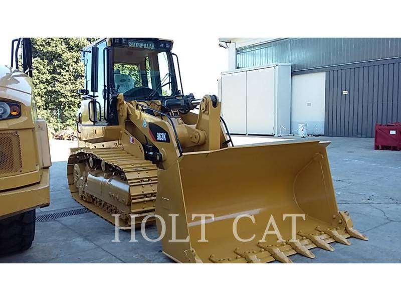 CATERPILLAR 履帯式ローダ 963K equipment  photo 2