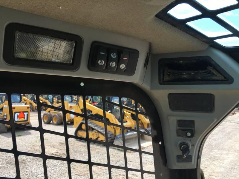 Caterpillar ÎNCĂRCĂTOARE PENTRU TEREN ACCIDENTAT 259D equipment  photo 20