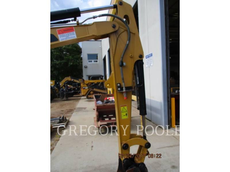 CATERPILLAR TRACK EXCAVATORS 303.5E CR equipment  photo 12