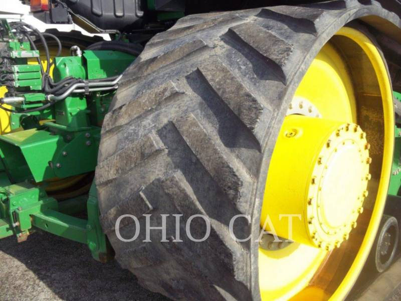 JOHN DEERE TRACTEURS AGRICOLES 9630T equipment  photo 9