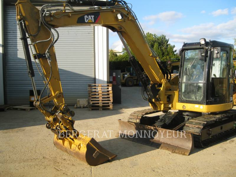 Caterpillar EXCAVATOARE PE ŞENILE 308D equipment  photo 5