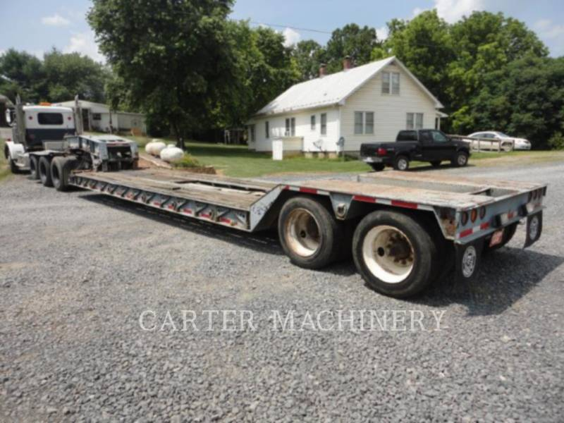 MISCELLANEOUS MFGRS RIMORCHI TRAILER equipment  photo 1