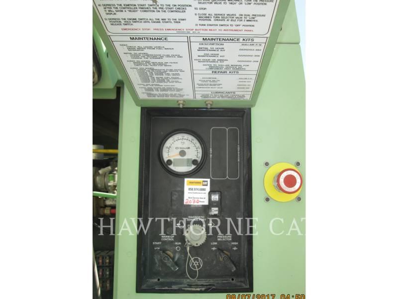 SULLAIR AIR COMPRESSOR 375CHH/AF/DPQ/CA4 equipment  photo 6