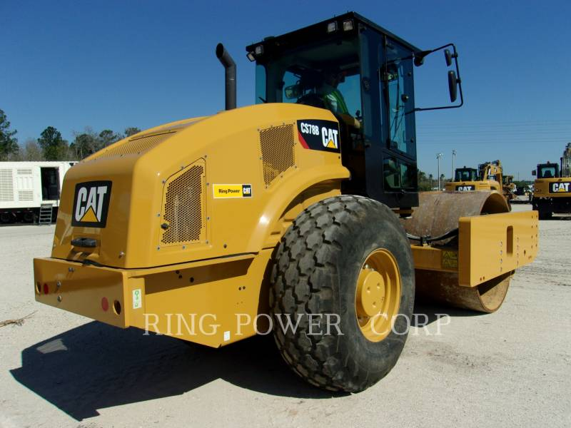 CATERPILLAR COMPACTEURS TANDEMS VIBRANTS CS/P78B equipment  photo 3