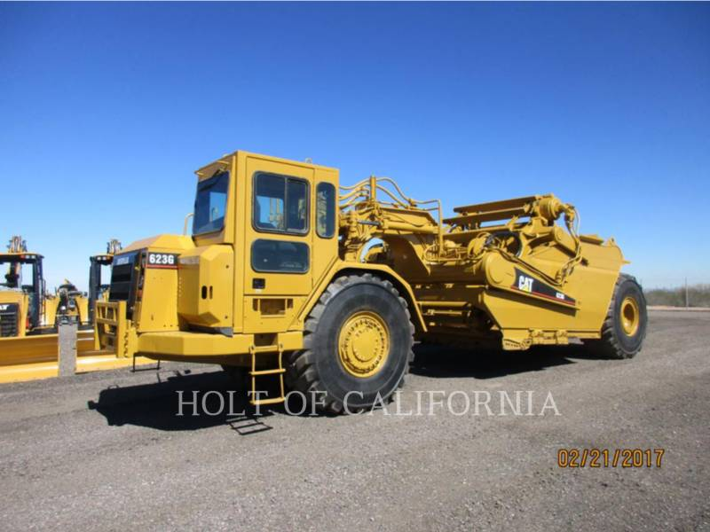 CATERPILLAR WHEEL TRACTOR SCRAPERS 623G equipment  photo 1