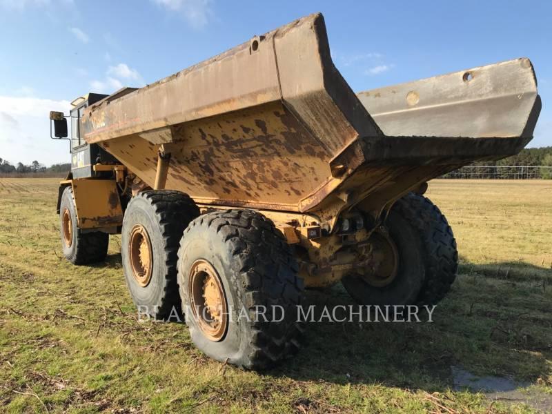 CATERPILLAR ARTICULATED TRUCKS D300E equipment  photo 4