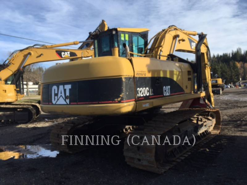 CATERPILLAR FORESTRY - EXCAVATOR 320CFMHW equipment  photo 3