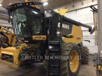 Equipment photo LEXION COMBINE LEX 750 COMBINES 1