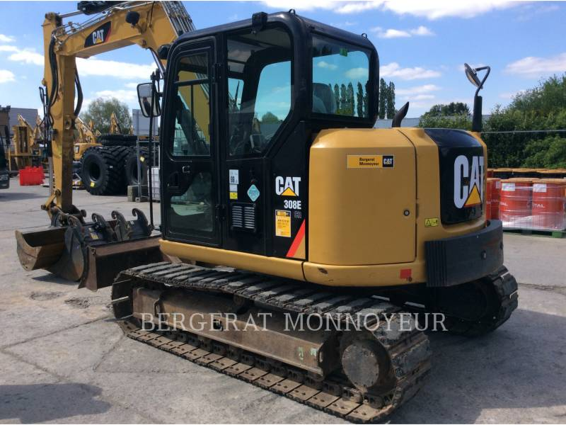 CATERPILLAR KETTEN-HYDRAULIKBAGGER 308ECRSB equipment  photo 3