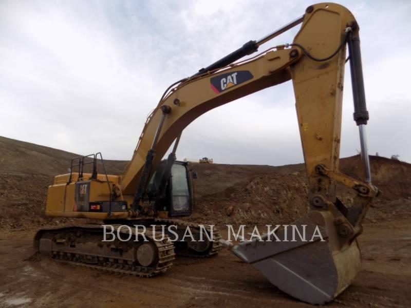 CATERPILLAR PELLES SUR CHAINES 349D2L equipment  photo 5