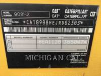 CATERPILLAR WHEEL LOADERS/INTEGRATED TOOLCARRIERS 908H2 C equipment  photo 24