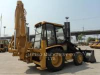 CATERPILLAR RETROESCAVADEIRAS 428C equipment  photo 5