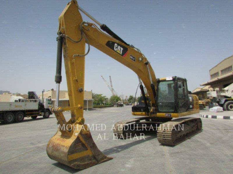 CATERPILLAR EXCAVADORAS DE CADENAS 320 D L equipment  photo 1