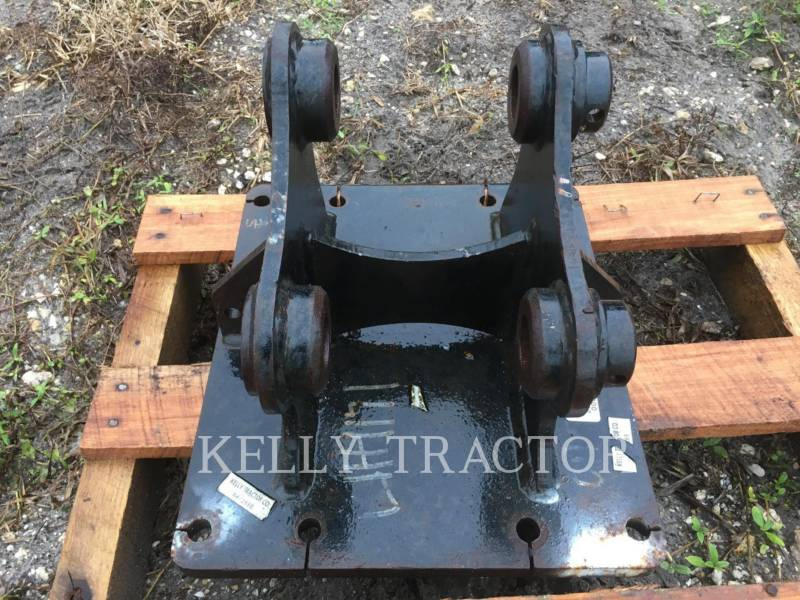 CATERPILLAR WT - ハンマー HAMMER BRACKET FOR 303 MINI EXCAVATOR NEW!! equipment  photo 4