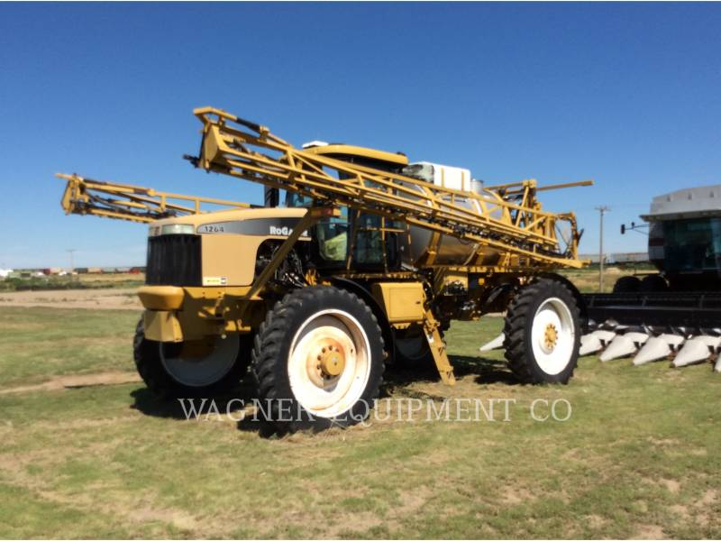 AG-CHEM SPRAYER 1264 equipment  photo 1