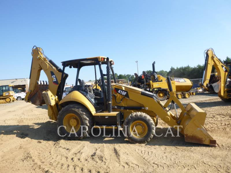 CATERPILLAR RETROEXCAVADORAS CARGADORAS 416F ST equipment  photo 5