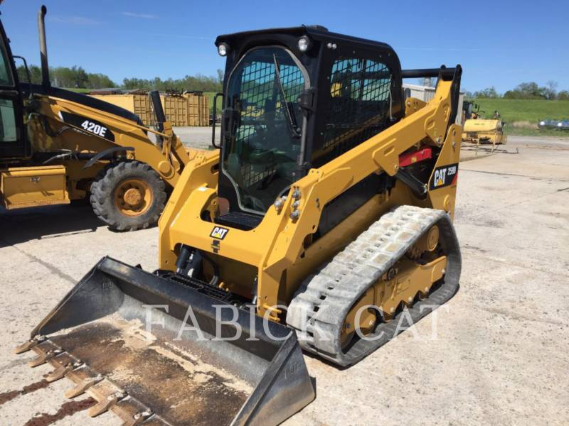 CATERPILLAR CARGADORES MULTITERRENO 259D C3H2 equipment  photo 1