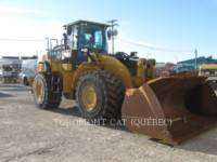 Equipment photo CAT TRADE-IN 980M WHEEL LOADERS/INTEGRATED TOOLCARRIERS 1