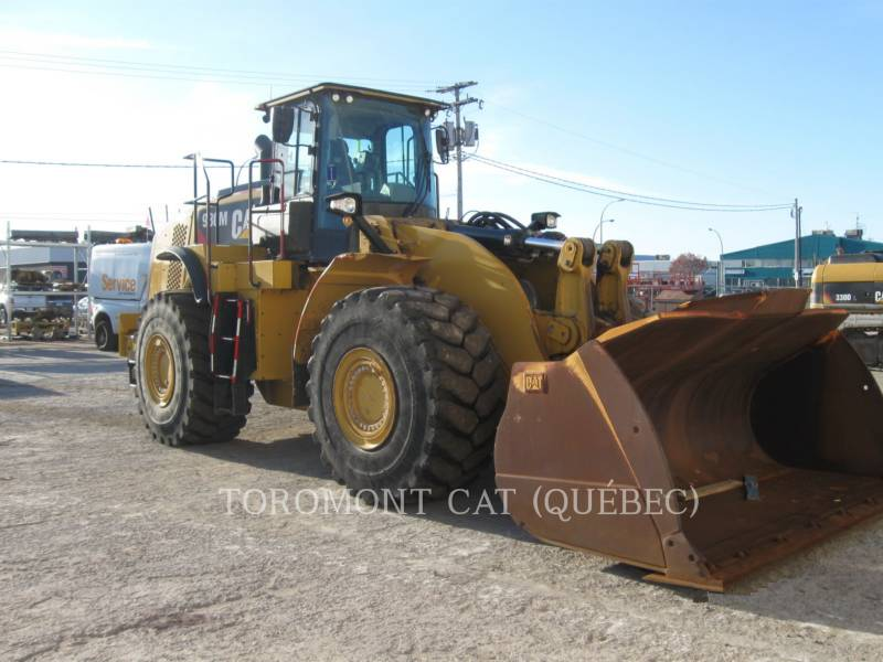 CAT TRADE-IN WHEEL LOADERS/INTEGRATED TOOLCARRIERS 980M equipment  photo 1