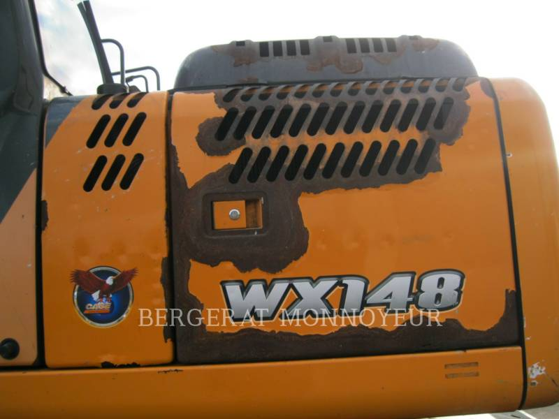 CASE MOBILBAGGER WX148 equipment  photo 17