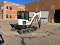 Equipment photo BOBCAT E35M TRACK EXCAVATORS 1