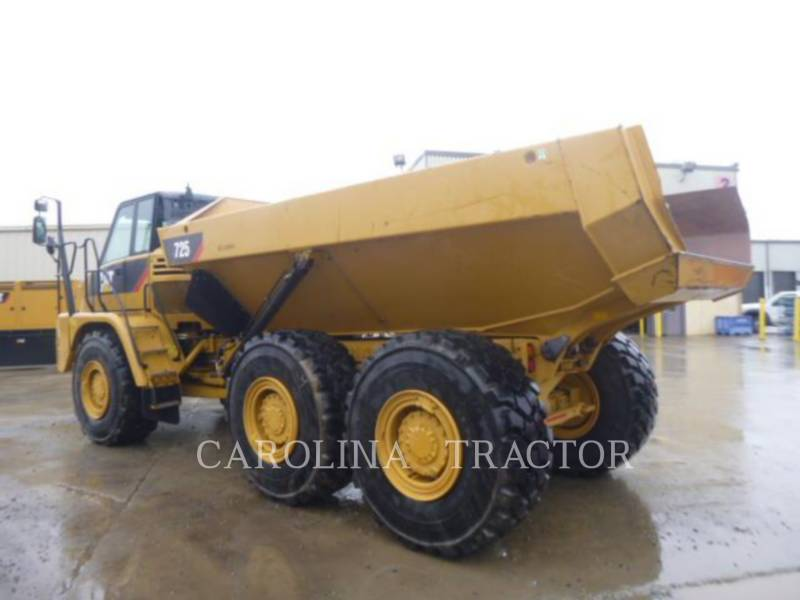 CATERPILLAR CAMINHÕES ARTICULADOS 725 equipment  photo 4