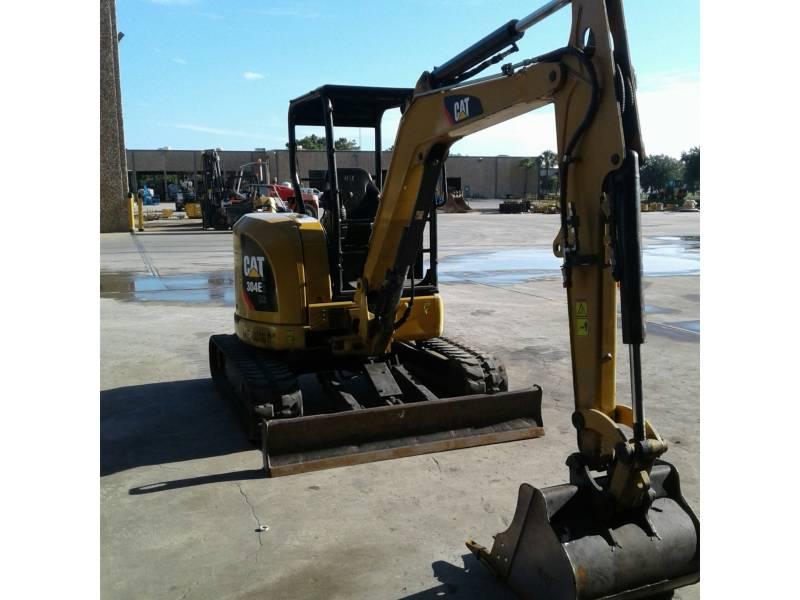 CATERPILLAR TRACK EXCAVATORS 304 E2 CR equipment  photo 2