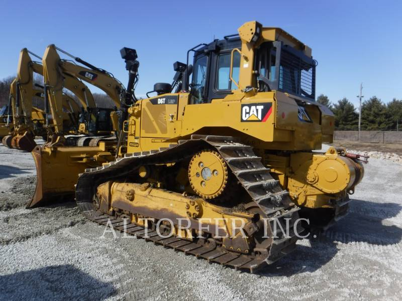 CATERPILLAR TRACTORES DE CADENAS D6T LGPPAT equipment  photo 3