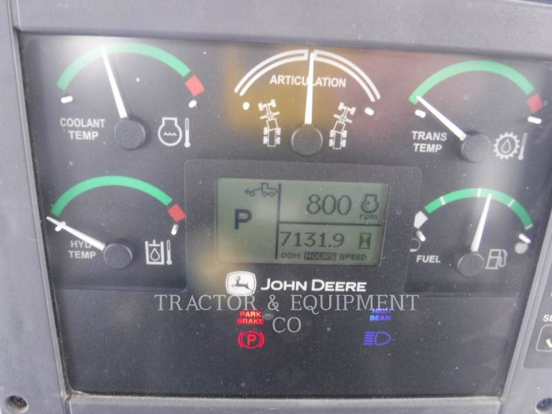 JOHN DEERE MOTOR GRADERS 772D equipment  photo 4