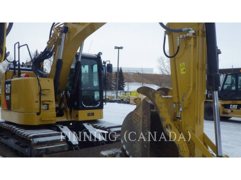 CATERPILLAR トラック油圧ショベル 315F equipment  photo 6