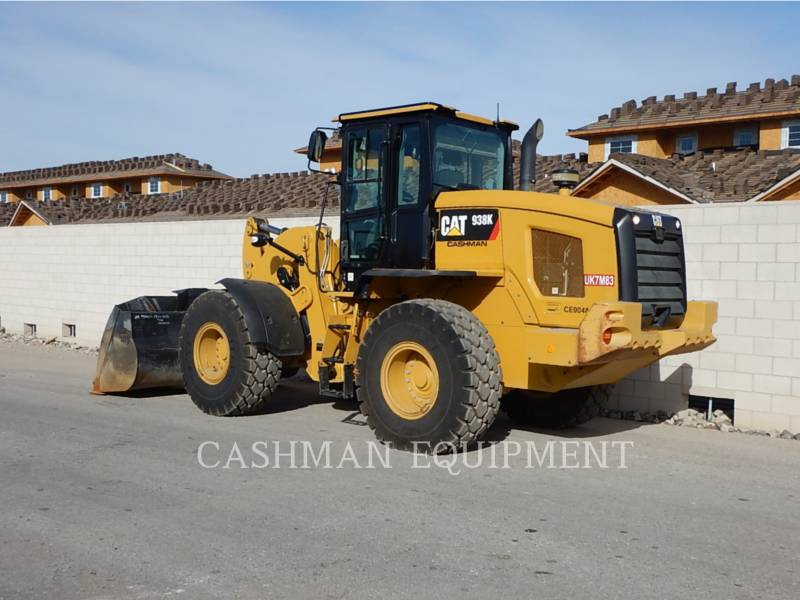 CATERPILLAR INDUSTRIAL LOADER 938K equipment  photo 3
