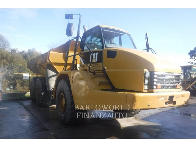 CATERPILLAR アーティキュレートトラック 735 equipment  photo 2