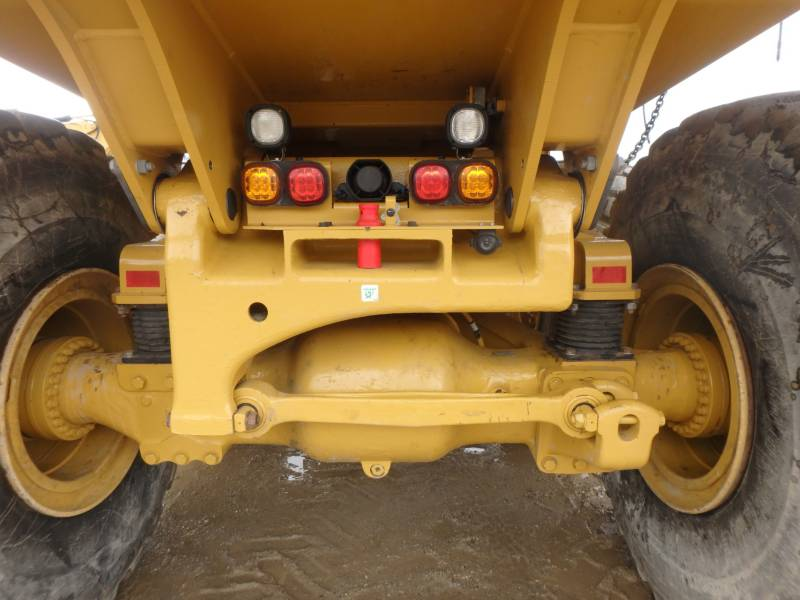 CATERPILLAR DUMPER ARTICOLATI 740B equipment  photo 22