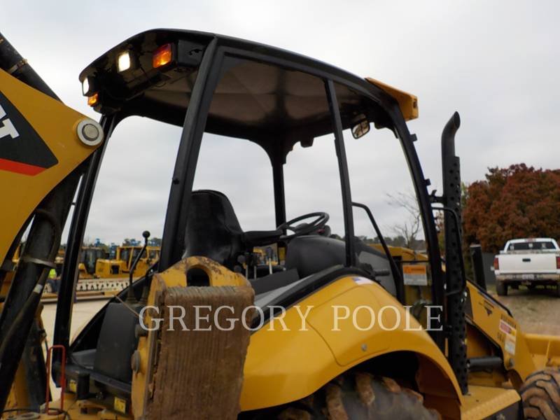 CATERPILLAR BACKHOE LOADERS 416F equipment  photo 10