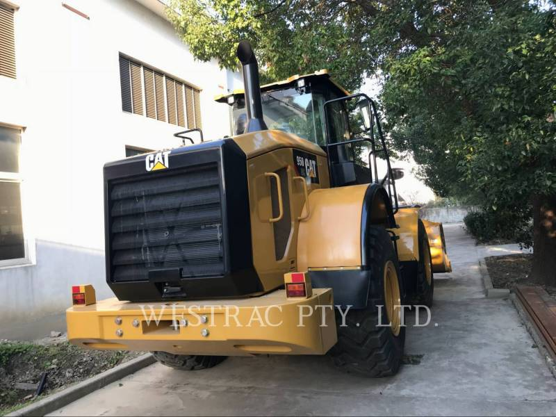 CATERPILLAR WHEEL LOADERS/INTEGRATED TOOLCARRIERS 950GC HL equipment  photo 3