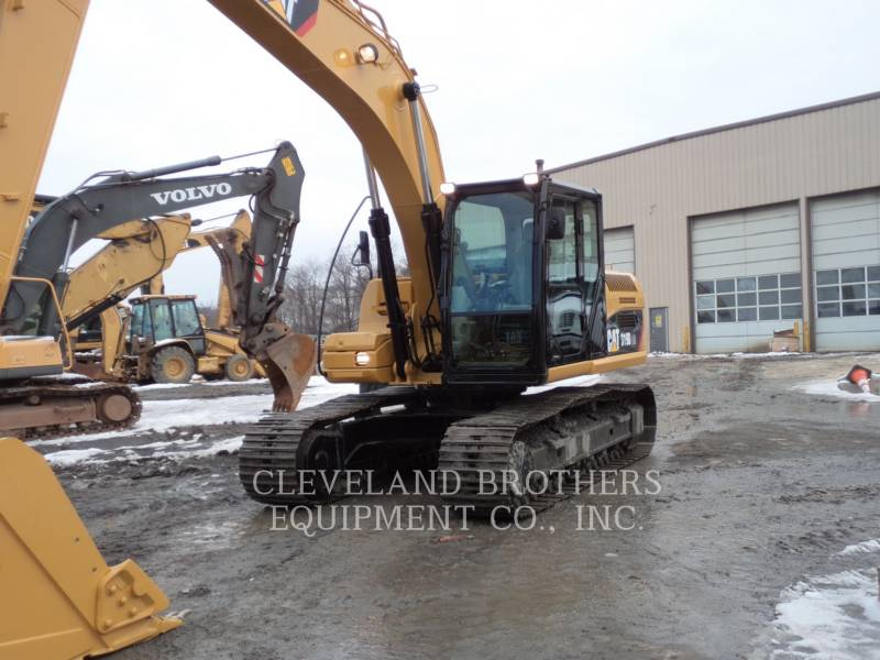 CATERPILLAR EXCAVADORAS DE CADENAS 319DLN equipment  photo 1
