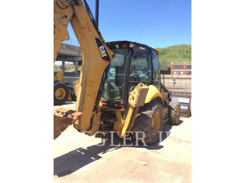 CATERPILLAR BACKHOE LOADERS 430EITH2 equipment  photo 1