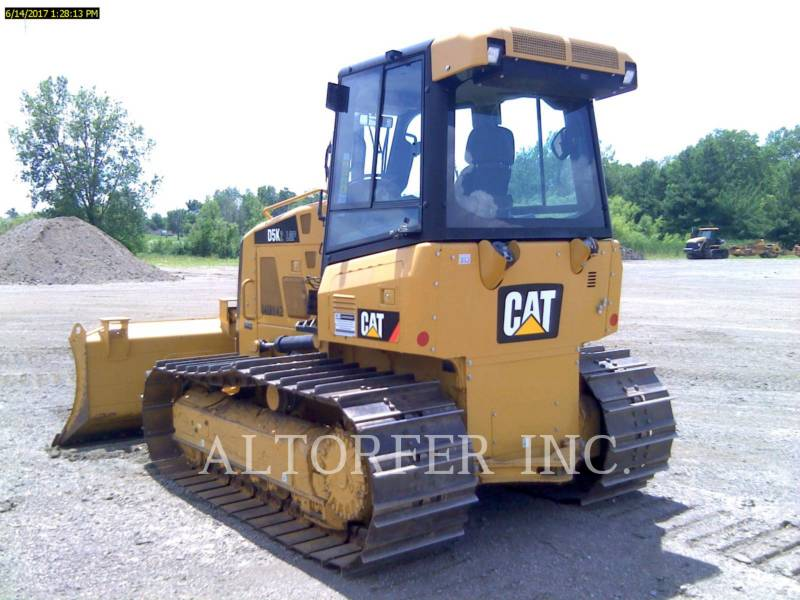 CATERPILLAR TRACTORES DE CADENAS D5K2 LGP equipment  photo 4