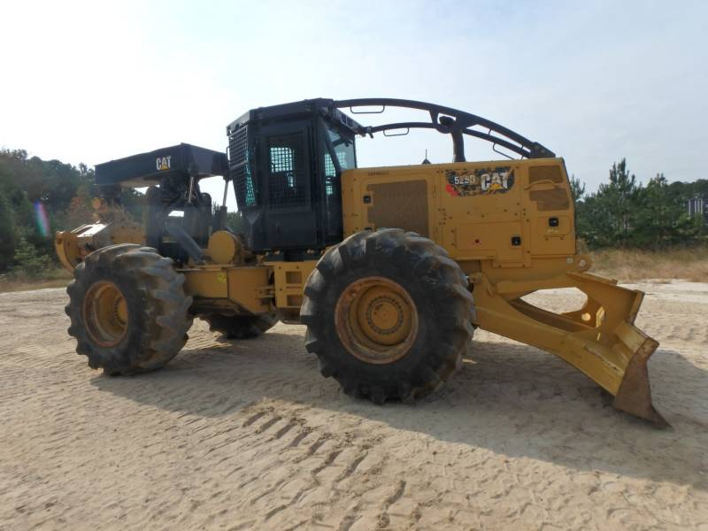 CATERPILLAR EXPLOITATION FORESTIÈRE - DÉBARDEURS 525D equipment  photo 5