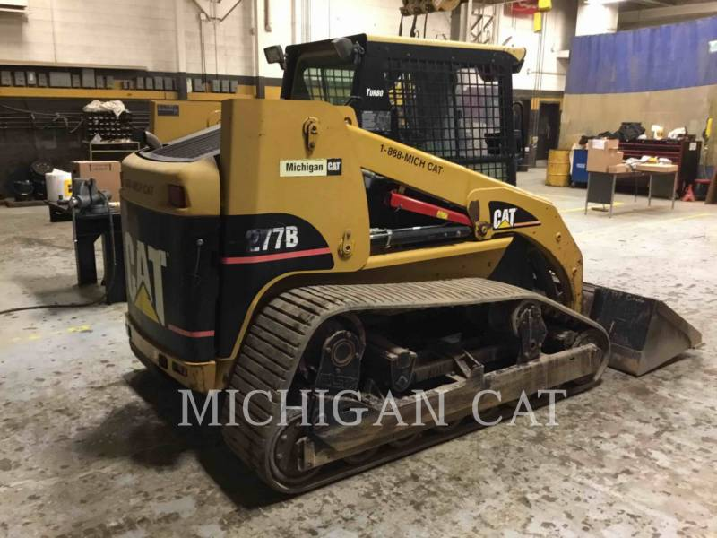 CATERPILLAR MULTI TERRAIN LOADERS 277B C equipment  photo 3